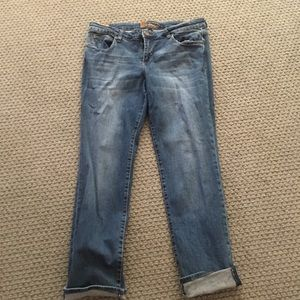 Kut from the cloth boyfriend jeans size 12
